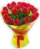19 Adet kırmızı gül buketi  Denizli çiçek gönderme sitemiz güvenlidir