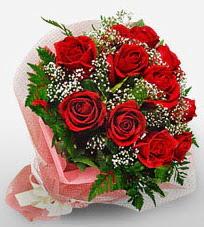 12 adet kırmızı güllerden kaliteli gül  Denizli çiçek gönderme sitemiz güvenlidir