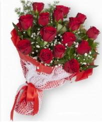 11 adet kırmızı gül buketi  Denizli çiçekçi telefonları