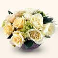 Denizli internetten çiçek siparişi  9 adet sari gül cam yada mika vazo da  Denizli cicekciler , cicek siparisi