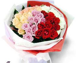 SEVENLERE ÖZEL 51 ADET GÜL  Denizli online çiçekçi , çiçek siparişi