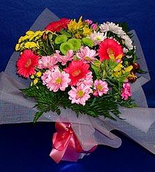 karisik sade mevsim demetligi   Denizli çiçek , çiçekçi , çiçekçilik