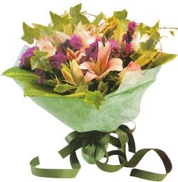 karisik mevsim buketi anneler günü ve sevilenlere  Denizli güvenli kaliteli hızlı çiçek