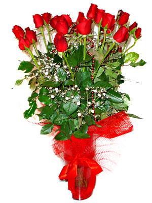 Denizli çiçek yolla  Çiçek gönder 11 adet kirmizi gül