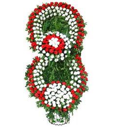 Görsel Cenaze çiçek , cenaze çiçek , çelengi  Denizli çiçek satışı