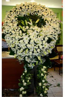 Cenaze çelenk , cenaze çiçekleri , çelengi  Denizli çiçek online çiçek siparişi