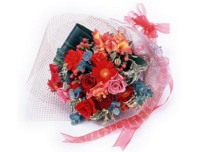 Karisik buket çiçek modeli sevilenlere  Denizli çiçek satışı