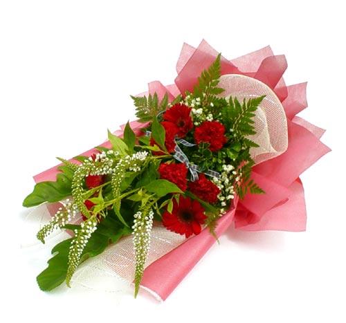 Karisik çiçek buketi mevsim buket  Denizli yurtiçi ve yurtdışı çiçek siparişi