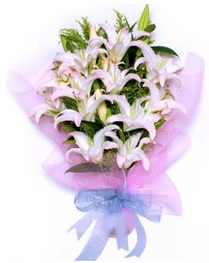5 dal kazablankadan muhteşem buket  Denizli kaliteli taze ve ucuz çiçekler
