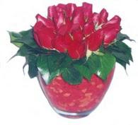 Denizli çiçek gönderme  11 adet kaliteli kirmizi gül - anneler günü seçimi ideal