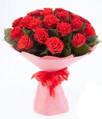 15 adet kırmızı gülden buket tanzimi  Denizli yurtiçi ve yurtdışı çiçek siparişi