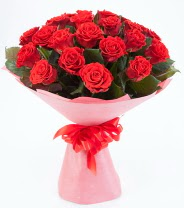 12 adet kırmızı gül buketi  Denizli yurtiçi ve yurtdışı çiçek siparişi