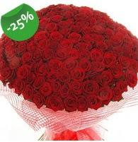 151 adet sevdiğime özel kırmızı gül buketi  Denizli yurtiçi ve yurtdışı çiçek siparişi