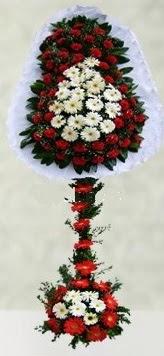 Denizli online çiçekçi , çiçek siparişi  çift katlı düğün açılış çiçeği