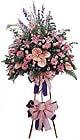 Denizli internetten çiçek siparişi   Ferforje Pembe kazablanka