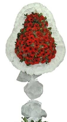Tek katlı düğün nikah açılış çiçek modeli  Denizli çiçekçi telefonları