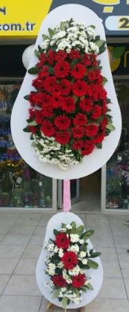 Çift katlı düğün nikah işyeri açılış çiçeği  Denizli cicekciler , cicek siparisi