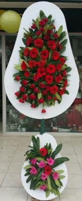 Çift katlı düğün nikah açılış çiçek modeli  Denizli İnternetten çiçek siparişi