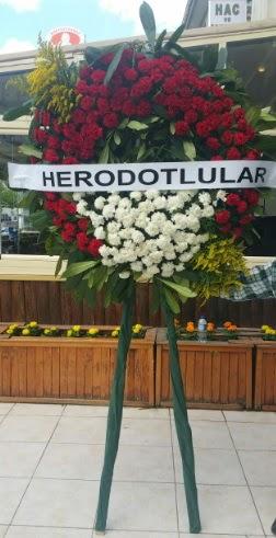 Cenaze çelengi cenazeye çiçek modeli  Denizli çiçek online çiçek siparişi