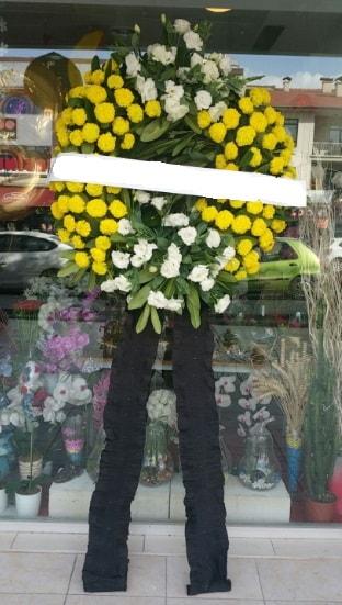 Cenaze çiçek modeli cenaze çiçeği  Denizli hediye sevgilime hediye çiçek