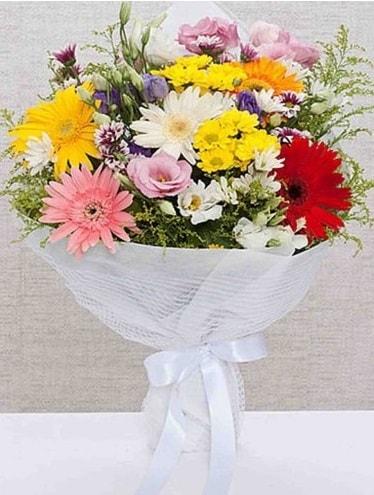 Karışık Mevsim Buketleri  Denizli çiçek mağazası , çiçekçi adresleri