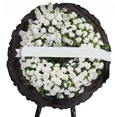 Cenaze çelengi çiçeği modelleri  Denizli online çiçekçi , çiçek siparişi