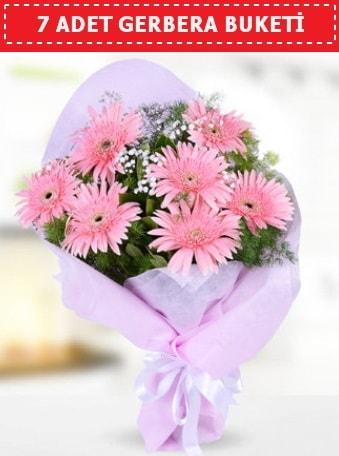 Pembe Gerbera Buketi  Denizli çiçek servisi , çiçekçi adresleri