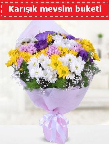 Karışık Kır Çiçeği Buketi  Denizli internetten çiçek siparişi