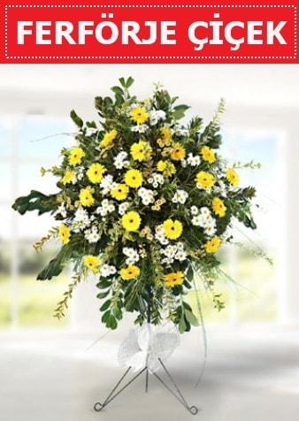 Ferförje çiçeği modeli  Denizli uluslararası çiçek gönderme