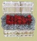 Denizli çiçekçi telefonları  Sandikta 11 adet güller - sevdiklerinize en ideal seçim